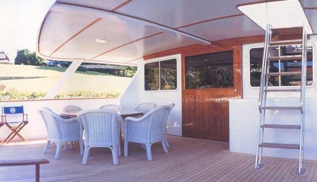 Achilles III Charter Yacht - 3