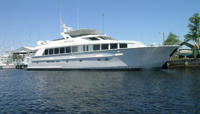 Natica Charter Yacht - 2
