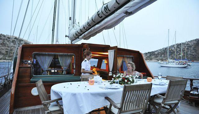 Carpe Diem I Charter Yacht - 2