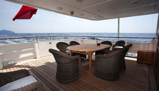 Persuader Charter Yacht - 5