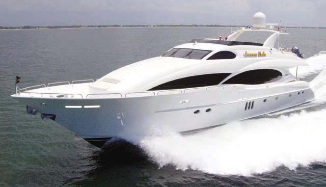Susanna Bella Charter Yacht