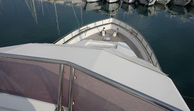 Bristol II of Beaulieu Charter Yacht - 2