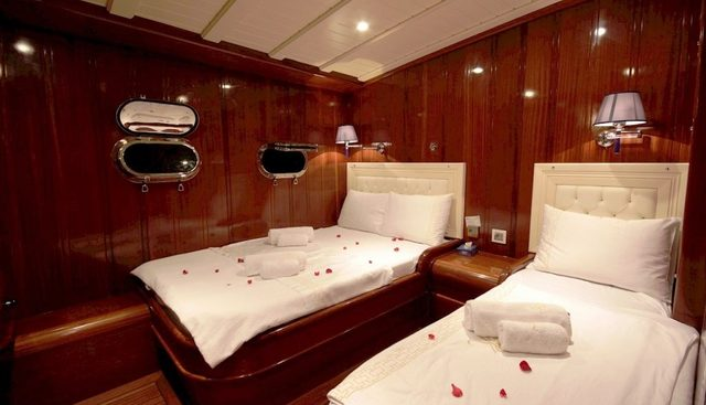 Kaya Guneri Plus Charter Yacht - 8