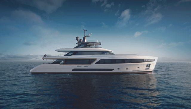 Koju Charter Yacht