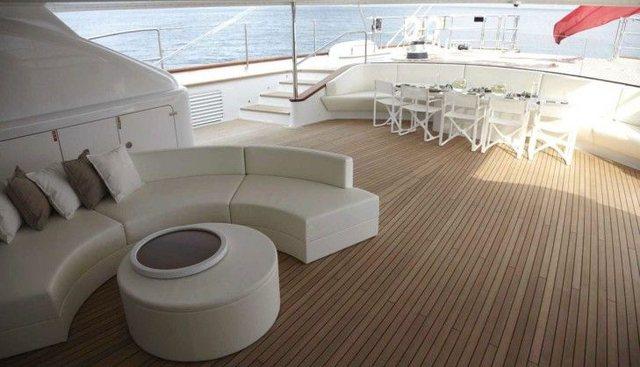 Panthalassa Charter Yacht - 4