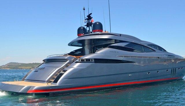 Ginger Charter Yacht - 5