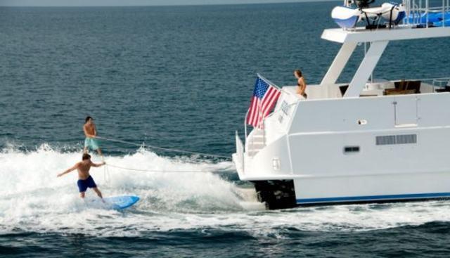 Island Soul Charter Yacht - 5