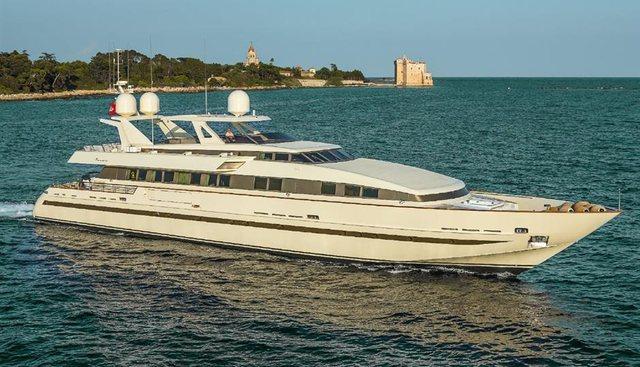 Meridiana Charter Yacht