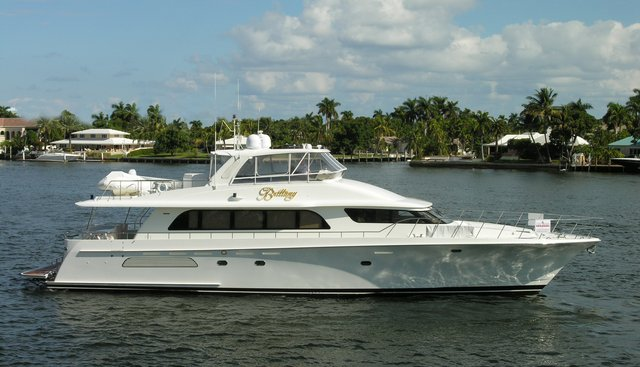 Lady Brittany Charter Yacht