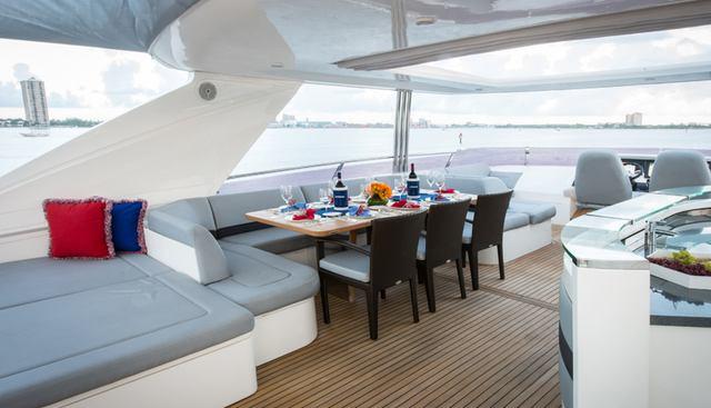 Miss Elizabeth Charter Yacht - 4