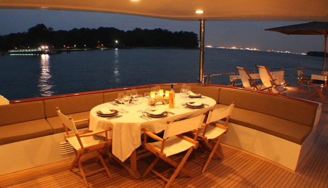 Nymphaea Charter Yacht - 7