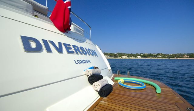 Diversion Charter Yacht - 4