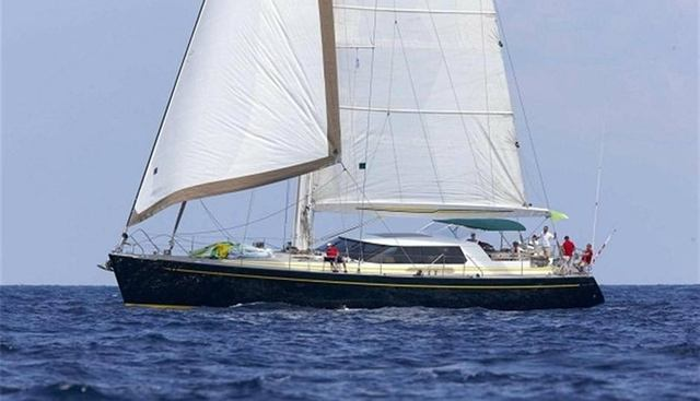 Charisma Nova Charter Yacht