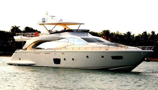 Itza Charter Yacht