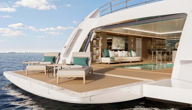 Victorious Charter Yacht - 4