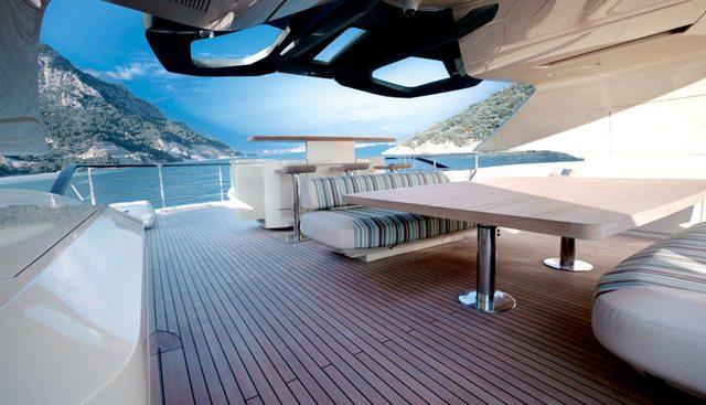 Almaha Charter Yacht - 5