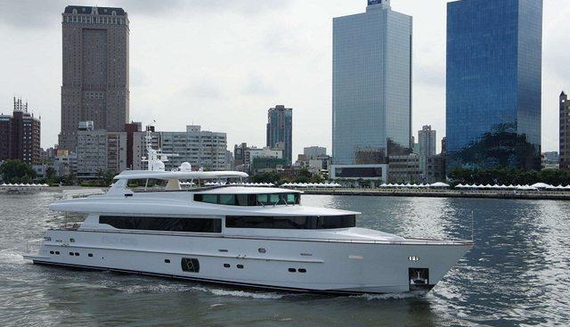 Lady Gaga Charter Yacht