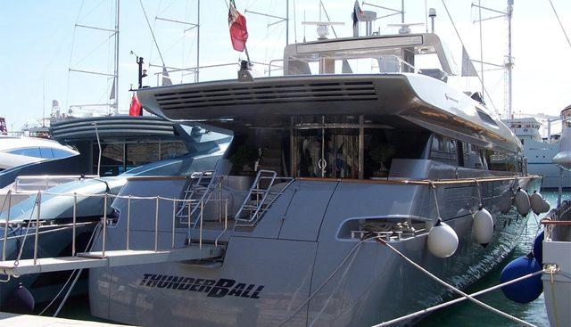Thunderball I Charter Yacht - 2