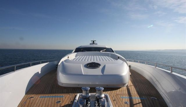 Coal Blooded Charter Yacht - 5