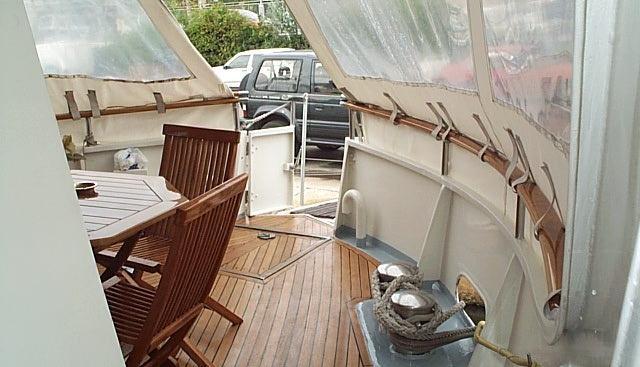 Greek Tycoon V Charter Yacht - 4