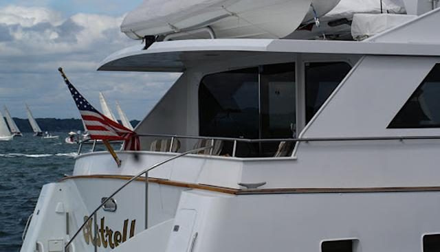 Sanctuary Charter Yacht - 4