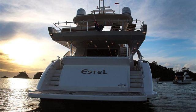 Estel of Ibiza Charter Yacht - 2