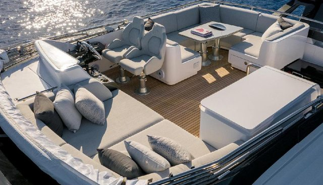 Never Give Up Charter Yacht - 3