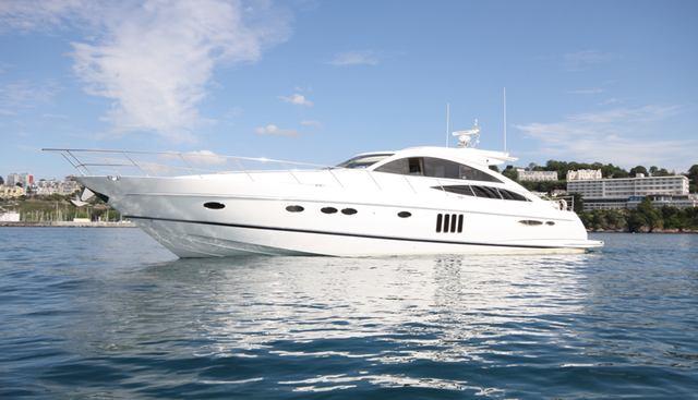 Les Trois Filles Charter Yacht