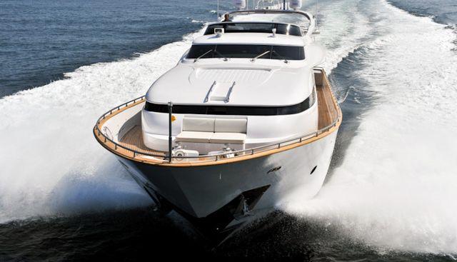 Cynthia Charter Yacht