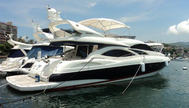 Acertijo S Charter Yacht