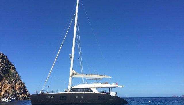 Seazen II Charter Yacht