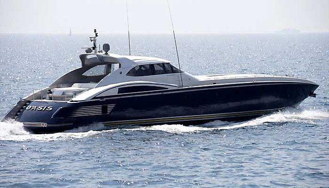 Oceanis Charter Yacht