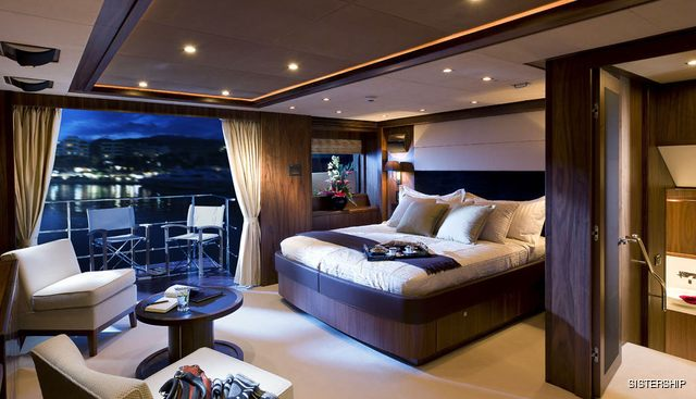Sea Raider V Charter Yacht