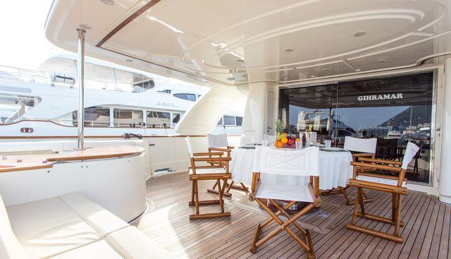 Gihramar Charter Yacht - 3
