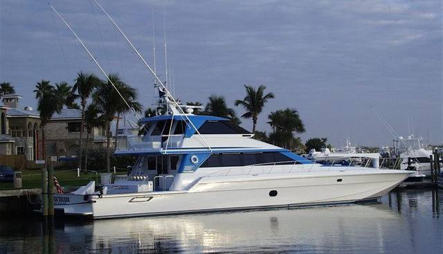 Bright Hour Charter Yacht