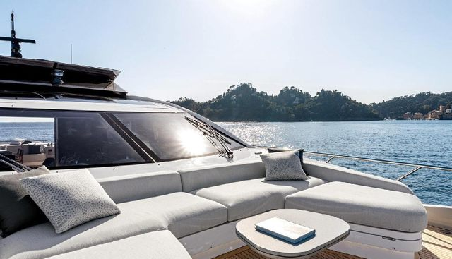 Never Give Up Charter Yacht - 2