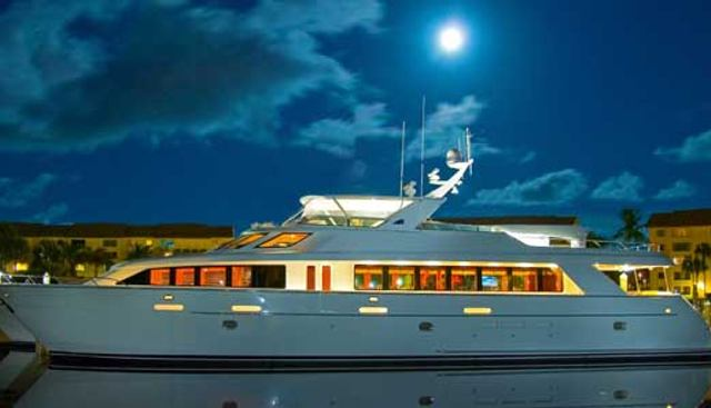 Supernova Charter Yacht