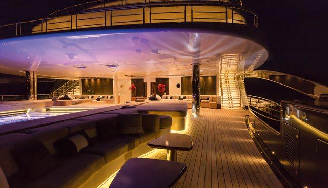 Luna Charter Yacht - 5