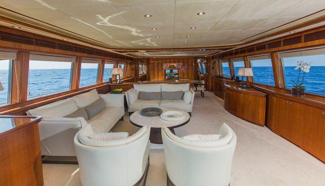 Champagne Seas Charter Yacht - 7