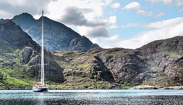 Metolius Charter Yacht - 7