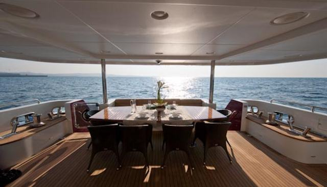 Vita di Mare 3 Charter Yacht - 4