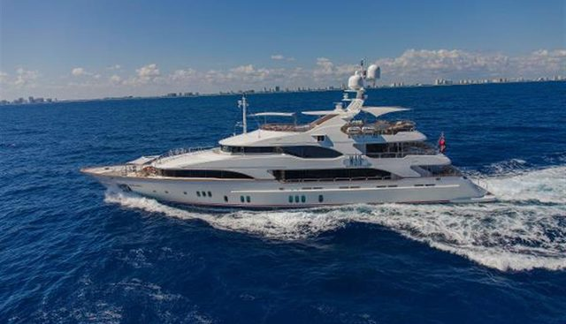 Il Barbetta Charter Yacht