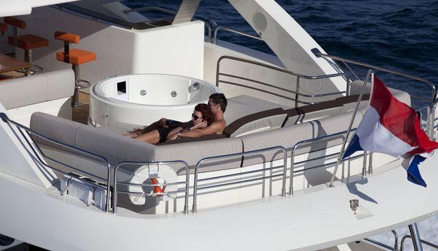 Simple Pleasure Charter Yacht - 3