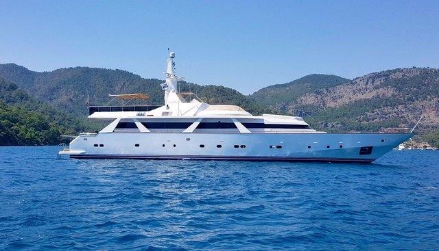Angelo Bianco Charter Yacht