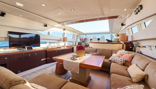 Ocean 5 Charter Yacht - 4