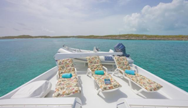 Bayou A Bud Charter Yacht - 4