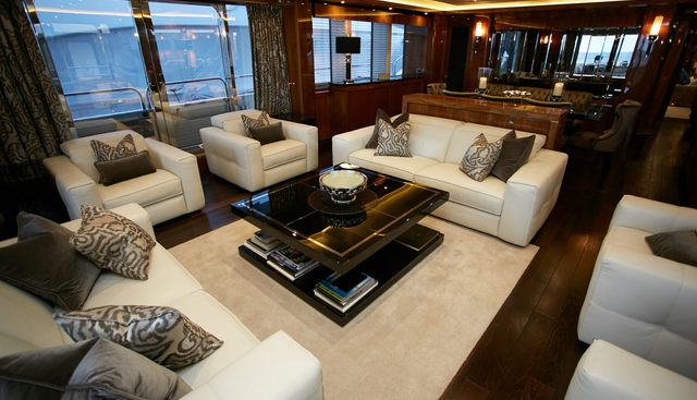 King Charles II Charter Yacht - 8