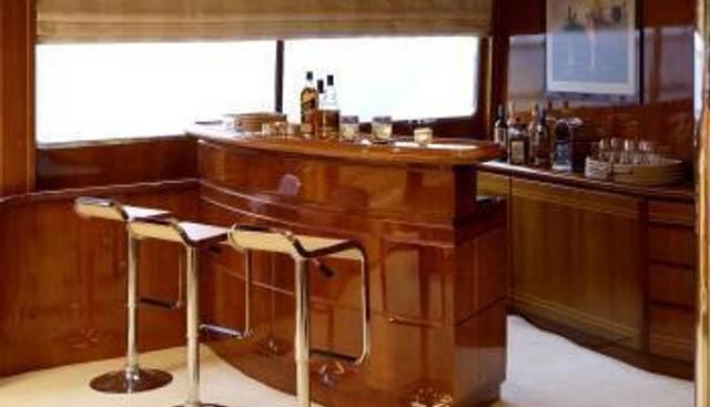 Corvus Charter Yacht - 8