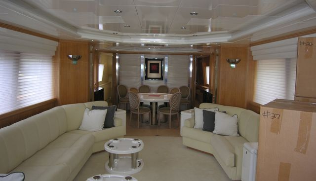 Percal Charter Yacht - 2