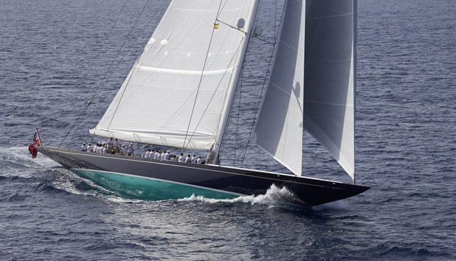 Topaz Charter Yacht